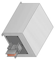 End Feed Unit IEC - Cu